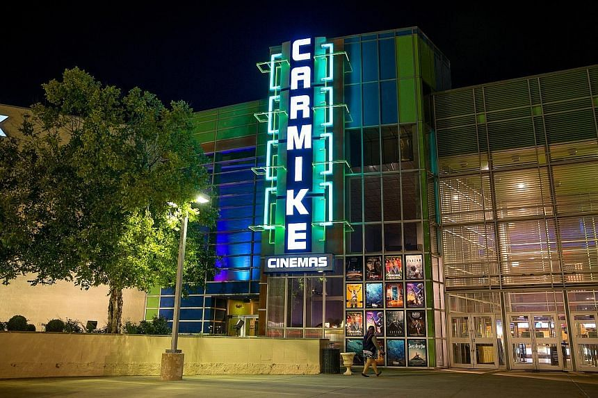 Carmike has 2,938 screens in 273 theatres across the US.