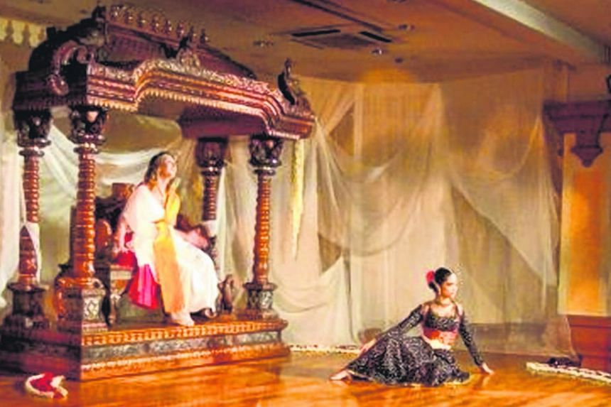 OperaViva, known for its made-in- Singapore operas such as Kannagi (above), will be staging Wagner's The Flying Dutchman later this year, blending Chinese opera with shadow puppetry.