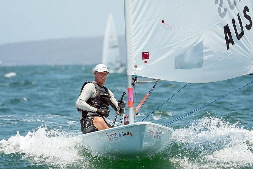 Australian Brett Beyer is an 11-time world Laser Masters champion, and is the longest-serving coach for Singapore's Olympic sailors, having guided four sailors to qualification for four straight Games since Athens 2004. Many who have trained under hi