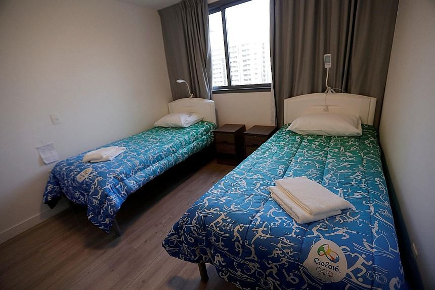 The accommodation at the Games Village was initially not up to scratch for New Zealand, but their advance party sorted out issues before the athletes moved in. Australia hope to begin moving in tomorrow.