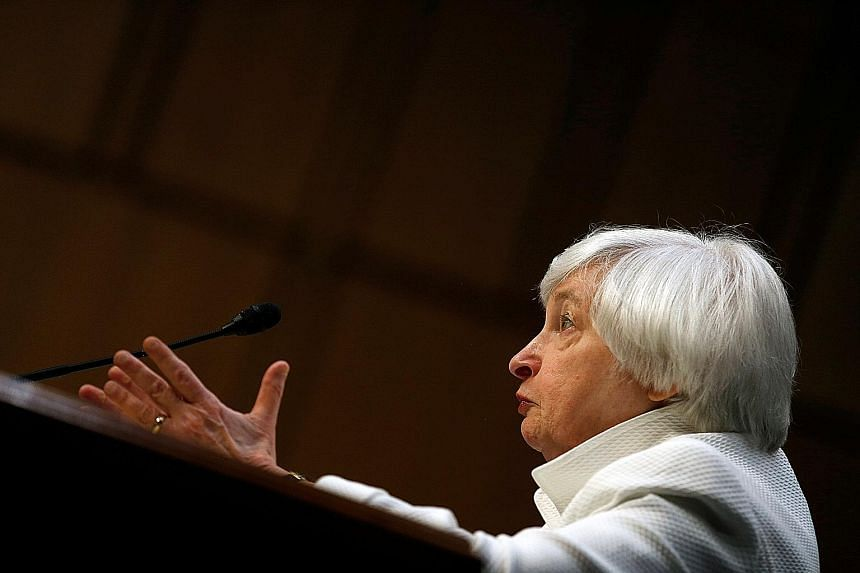 Fed chairman Janet Yellen's approach to policy could be summed up as a doctrine of waiting for overwhelming evidence. The strategy is aimed at nursing the US economy through the uncertainties of global shocks while puzzling over low productivity and