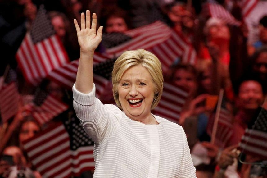 Mrs Hillary Clinton's camp is now looking to unite the Democratic Party's factions.