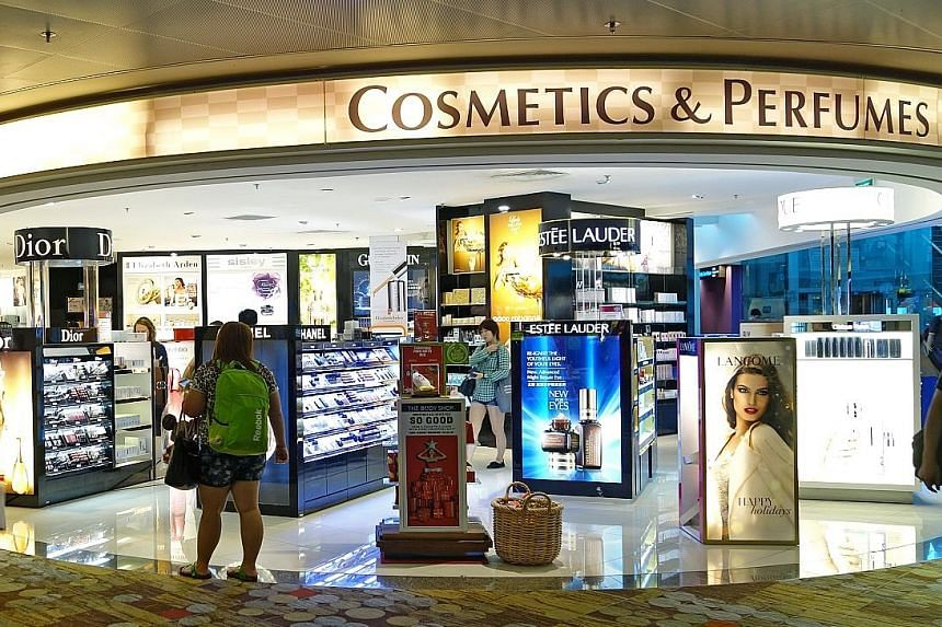 Changi Airport Group reviews and refreshes its offerings regularly to entice more travellers and visitors to shop, said its executive vice-president Lim Peck Hoon.