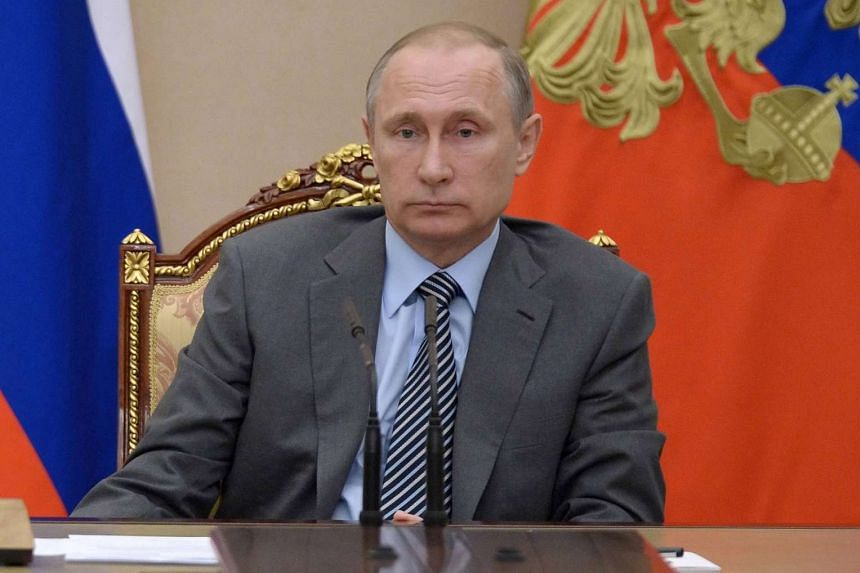 Russian President Vladimir Putin has said that the exclusion of Russian track and field athletes from the Rio Olympics was discrimination.