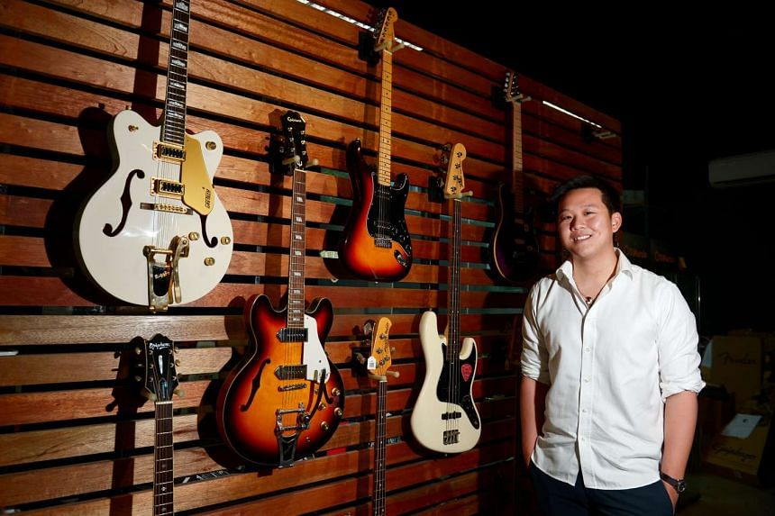 Mr Kuok Meng Ru, managing director of Swee Lee Music, conceptualised BandLab to allow musicians to create recordings that can be hosted in the cloud across platforms, be they iOS, Android or Web.
