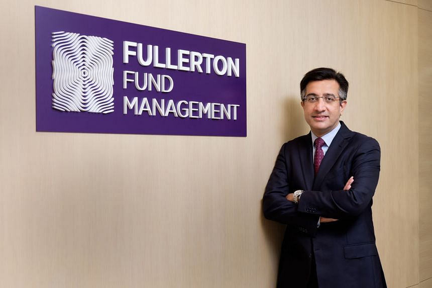 Fullerton's chief executive, Mr Sekhon, said China real estate was an area where the fundamentals have improved over the last 12 to 18 months. The firm has also 'initiated interesting positions' in defence.