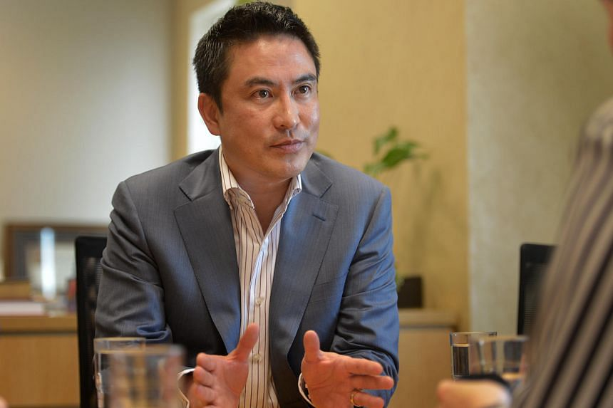 Three other directors of the company, vice-chairman Francis Wong (above), chief financial officer Leonard Tay and executive director Nitish Gupta have also quit, Swiber said on July 28.