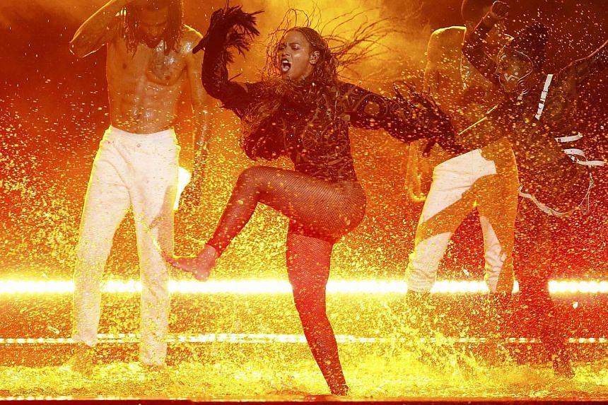 Beyonce earned 11 nods for the MTV Video Music Awards for her album Lemonade.