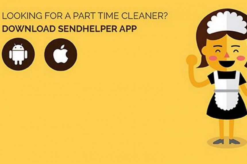 Sendhelper was launched in May last year, and is available as an app on both iOS and Android devices.