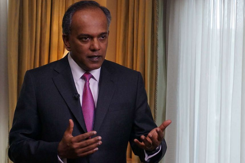Home Affairs Minister K. Shanmugam said individuals who preached extremism and motivate others to commit violence were more dangerous than those who inflict physical harm and kill.