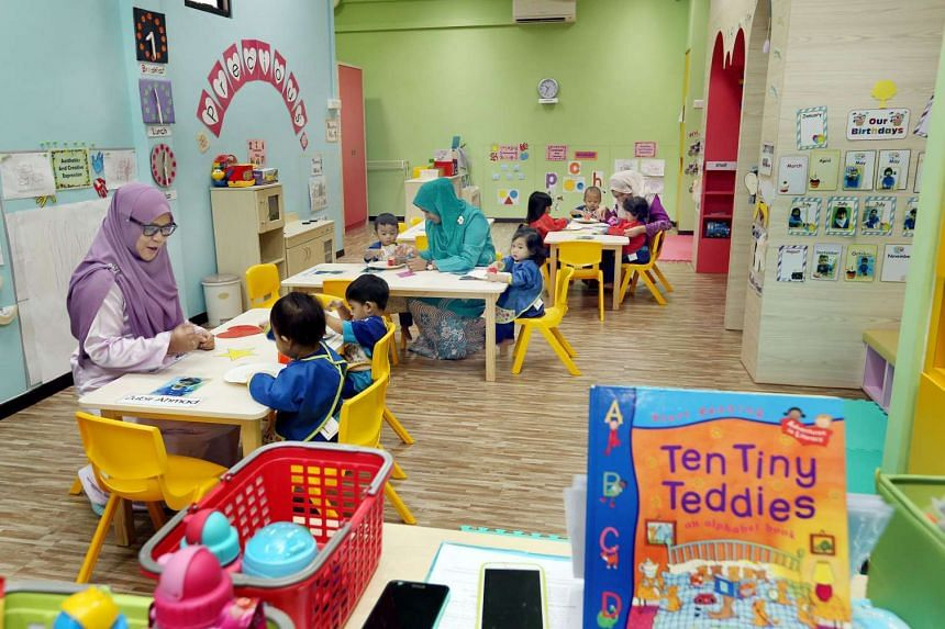 The newly renovated Iyad Perdaus Child Development (Jurong East) centre is now able to serve more than 220 children.