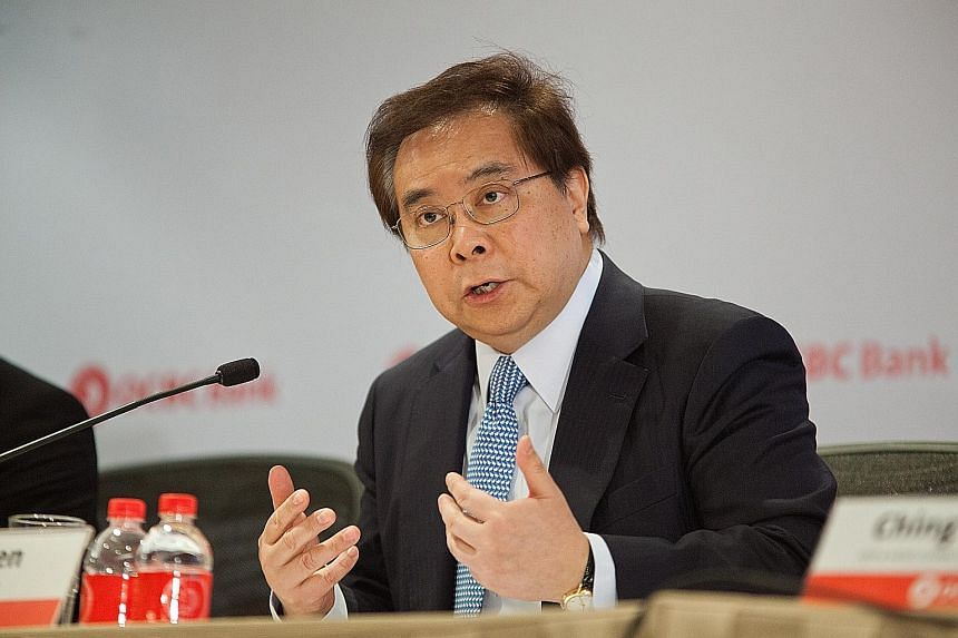 Mr Tsien said about half the oil and gas non-performing loans are being serviced, while a big jump in new non-performing assets was caused by one state-owned Chinese manufacturer, which rescheduled its repayment.