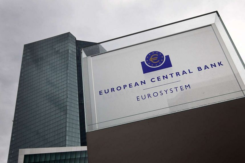 The headquarters of the European Central Bank in Frankfurt am Main, on July 21, 2016.