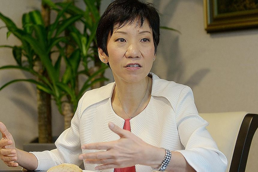 Minister For Culture, Community and Youth Grace Fu