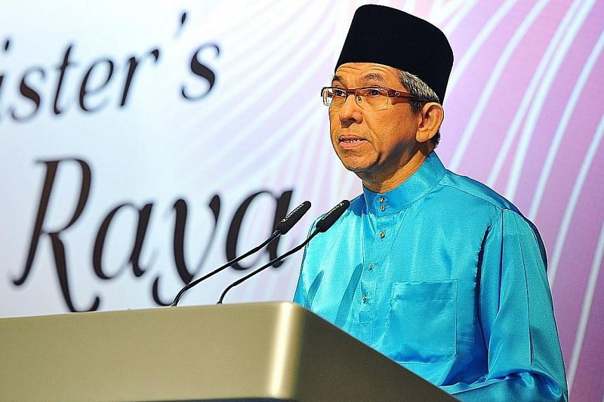 Minister For Communications and Information Yaacob Ibrahim