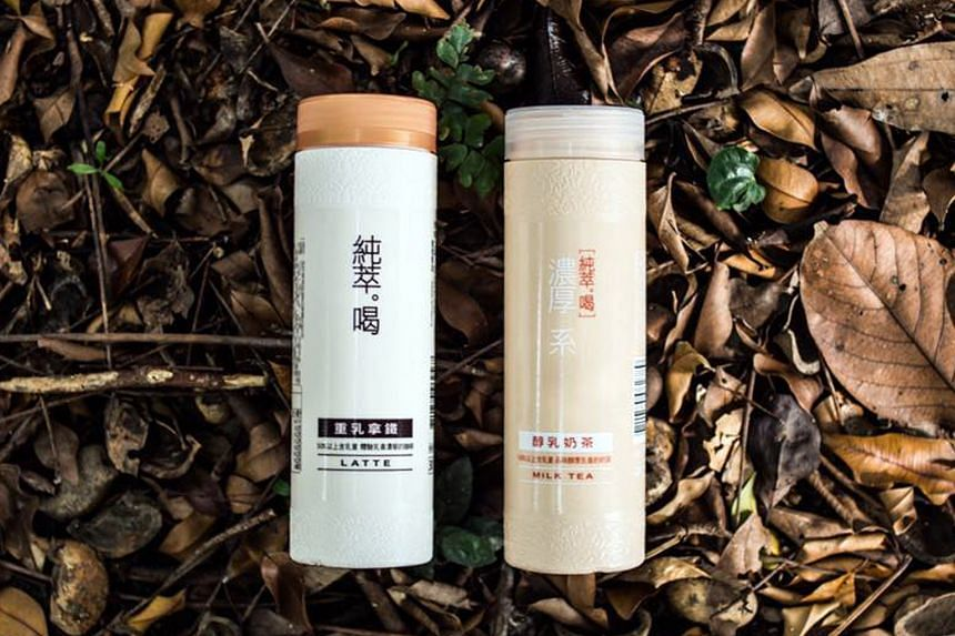 The Chun Cui He milk tea and latte drinks are said to be creamier than similar offerings by other brands sold here.
