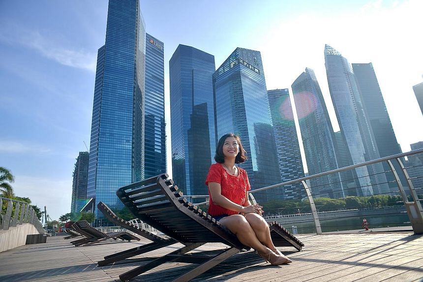 Born in a mining town in China, Ms Pocket Sun went to college in the US, and at 24, started the venture capital firm SoGal Ventures. The firm is an offshoot of SoGal, the global community of investors and entrepreneurs that she set up. Ms Sun travels