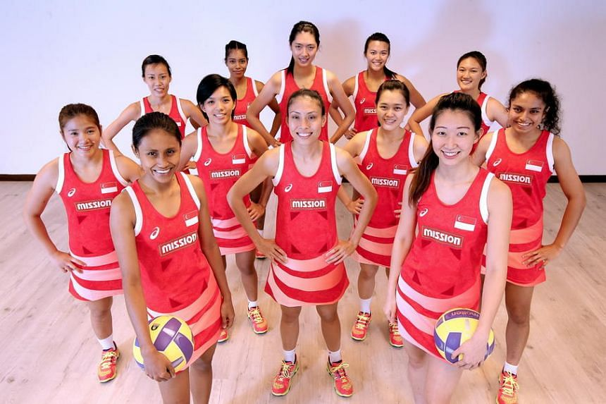 The national netball team competing at the 10th Asian Netball Championship, which will take place at the National Stadium in Bangkok, Thailand from July 30 to August 7.