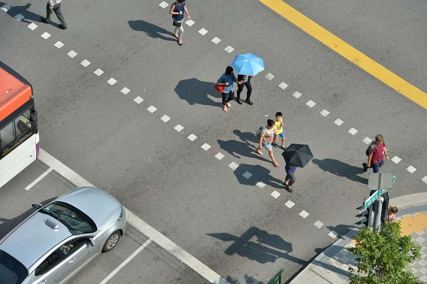 The first two weeks of August will be drier and warmer than the latter half of July, said The Meteorological Service Singapore.
