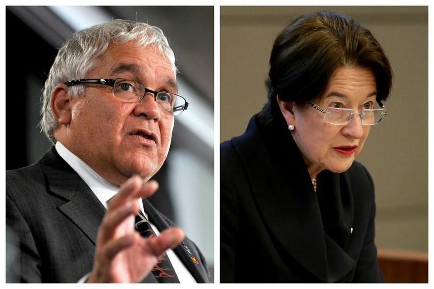 Aboriginal and Torres Strait Islander Justice Commissioner Mick Gooda (left) and Commissioner Margaret White will conduct The Royal Commission.