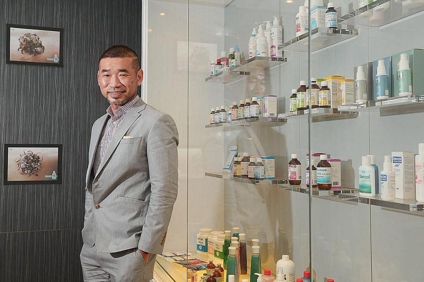 Having embraced his father's spirit of innovation, Dr Koe has focused on driving the family business to new heights since taking the helm, boosting both production capacity and revenue. He now plans to turn his energies to expanding ICM Pharma's pres
