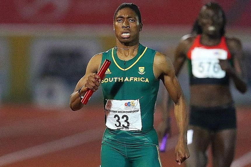 Caster Semenya, who has a high level of testosterone, is the clear favourite for the two-lap race in Rio and could even do the 400-800m double. That is likely to subject her to ugly abuse online.