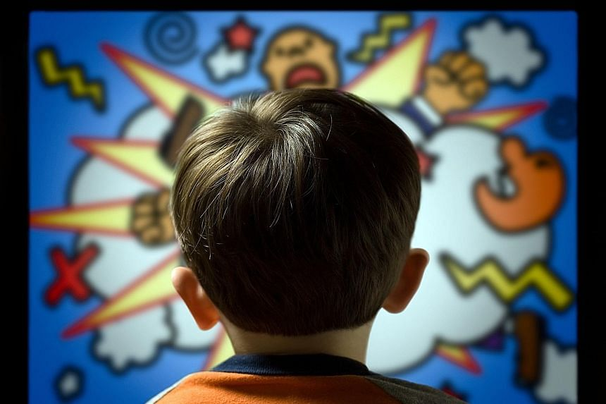 In the study, all children underperformed after watching a violent cartoon, but the gifted children showed a greater performance drop. Scholars have argued that it is a myth that gifted pupils do not face problems and challenges, and the study adds t