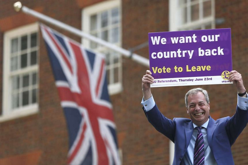 Ukip leader Nigel Farage is making way for a new chief of his political party, after he achieved his mission of Brexit.