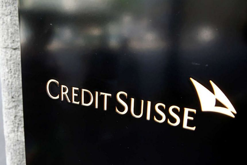 The logo of Swiss bank Credit Suisse is seen at a branch office in Zurich, Switzerland July 28, 2016.