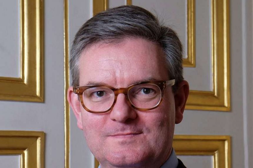 British diplomat Julian King was named EU security commissioner on Aug 2, 2016.