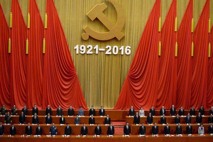 State media has reported that China's Communist Party will be imposing tighter controls on its youth wing.