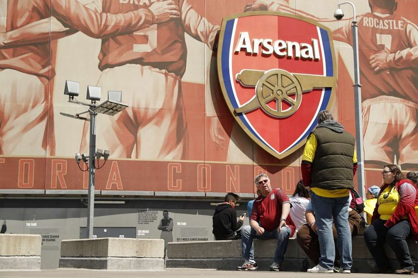 Football team Arsenal has launched a free app targeting supporters aged four to 10.