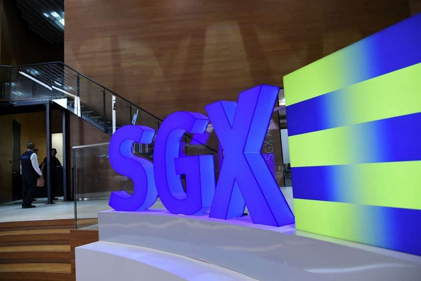 The benchmark Straits Times Index (STI) dropped as much as 1.59 per cent in trading on Wednesday, before recovering 1.02 per cent lower at 2,827.58.