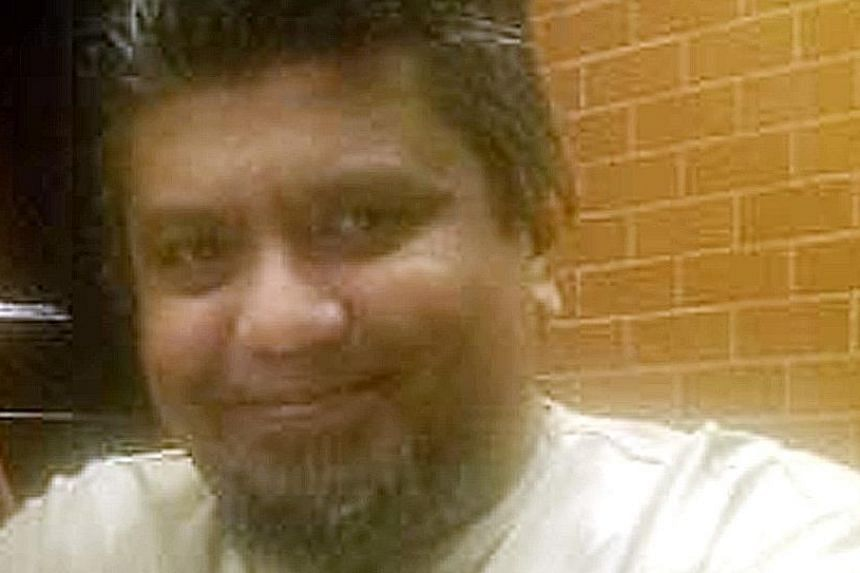 The Home Affairs Ministry said Zulfikar made Facebook posts glorifying ISIS and its violent actions - including beheadings.