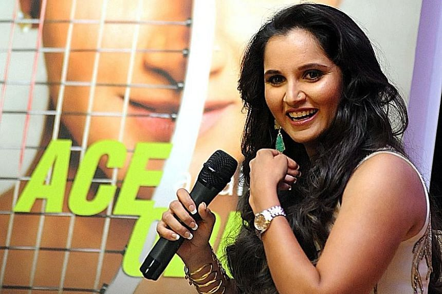 """From left, the Indian male protagonists, Mahesh Bhupathi, Leander Paes and Rohan Bopanna have been involved in public feuds, while Sania Mirza said she was treated in a """"humiliating manner"""" four years ago."""