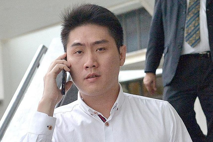 Alvin Phua Lai Soon was drink driving while under a 10-year driving ban when he caused an accident that injured four people in March last year. Apart from the 20-year driving ban, the 32-year-old was sentenced to 14 weeks in jail yesterday.