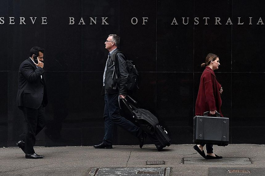 """The Reserve Bank of Australia is """"on a mission to avoid the near zero inflation rates that many similar countries have"""", said one analyst."""