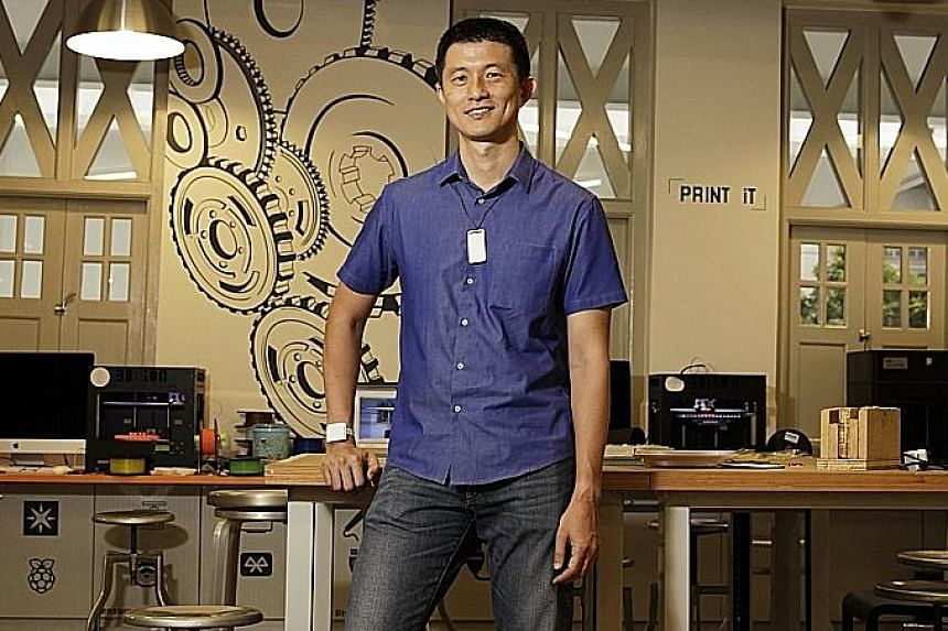 """The challenge for 1Rwave now is to get its location-tracking solution out fast, says Mr Kuan. Now that the firm has a head start with the technology and proven that it works, it has to """"take the ball and run with it""""."""