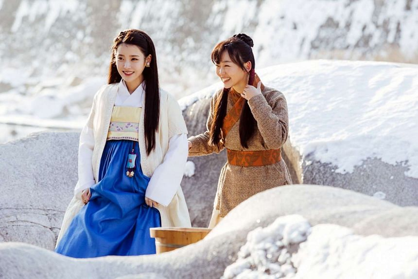 Popular Chinese TV series Scarlet Heart gets Korean remake, to air