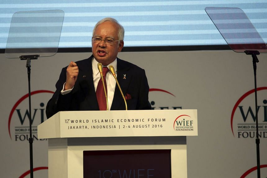 The 12th World Islamic Economic Forum kicked off in Jakarta yesterday. Datuk Seri Najib, who is patron of the forum, was addressing 2,500 business leaders, officials, and academics from 69 countries at the three-day event.