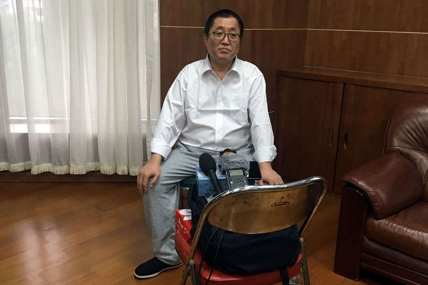 """Zhai was was among 300 lawyers and activists arrested as part of the so-called """"709 crackdown"""", which was launched on July 9 last year. Human rights lawyer Li Fangping said Zhai is likely to be released, but monitored."""