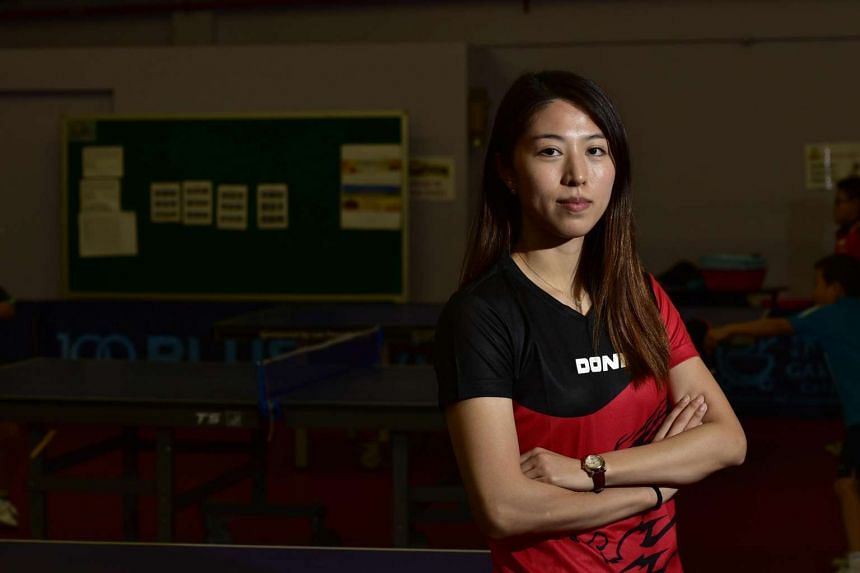 Table tennis player Yu Mengyu will be competing in her maiden Olympics in Rio de Janeiro.