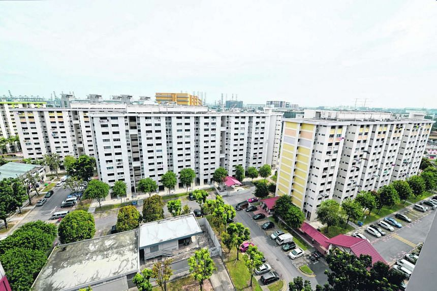 Blocks 513 to 520 West Coast Road, comprising 994 flats, have been picked for the Sers Scheme, with residents to be offered new replacement units at Clementi Avenue 1 and West Coast Link.