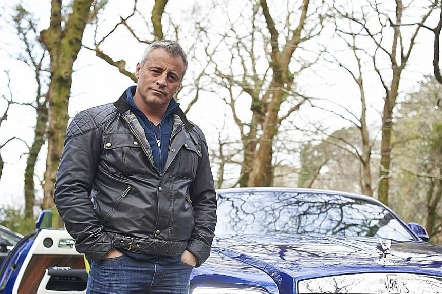 American actor Matt LeBlanc (above) had appeared on Top Gear as a guest.