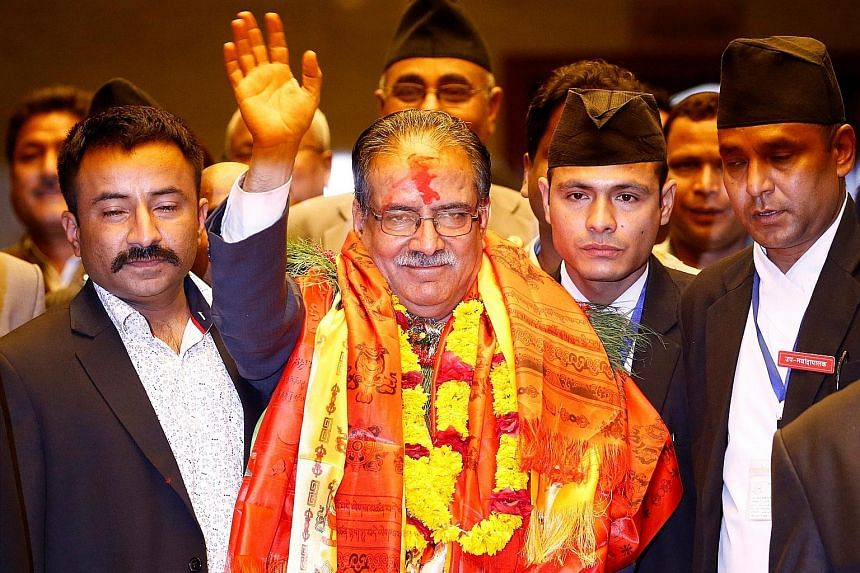 Newly elected Prime Minister Pushpa Kamal Dahal goes by the name Prachanda, the nom de guerre he used during the decade-long insurgency against the country's monarchy.