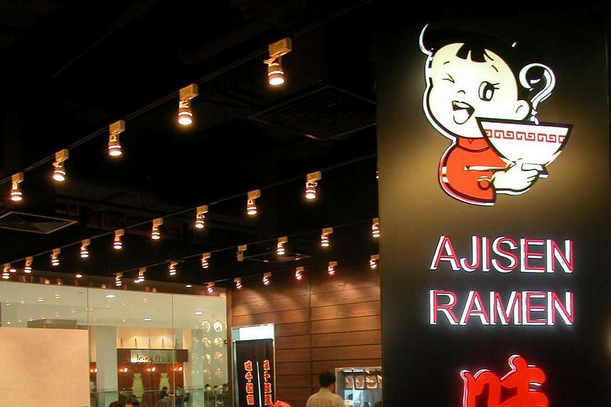 Japan Food Holdings, which operates noodle chain Ajisen Ramen, saw its revenue rise in its first quarter.