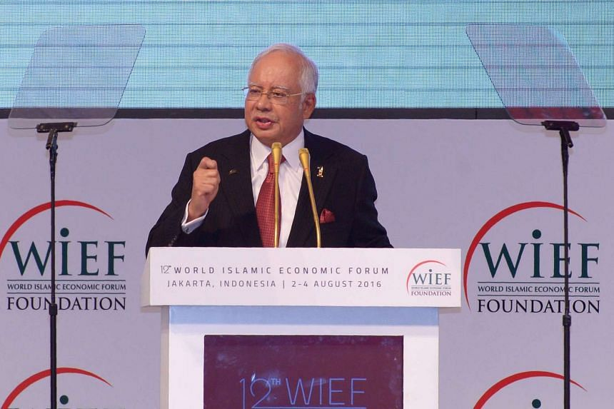 Malaysia's Prime Minister Najib Razak has said that a recent lawsuit by the United States Department of Justice (DOJ) does not involve him, the Malaysian government or 1MDB.