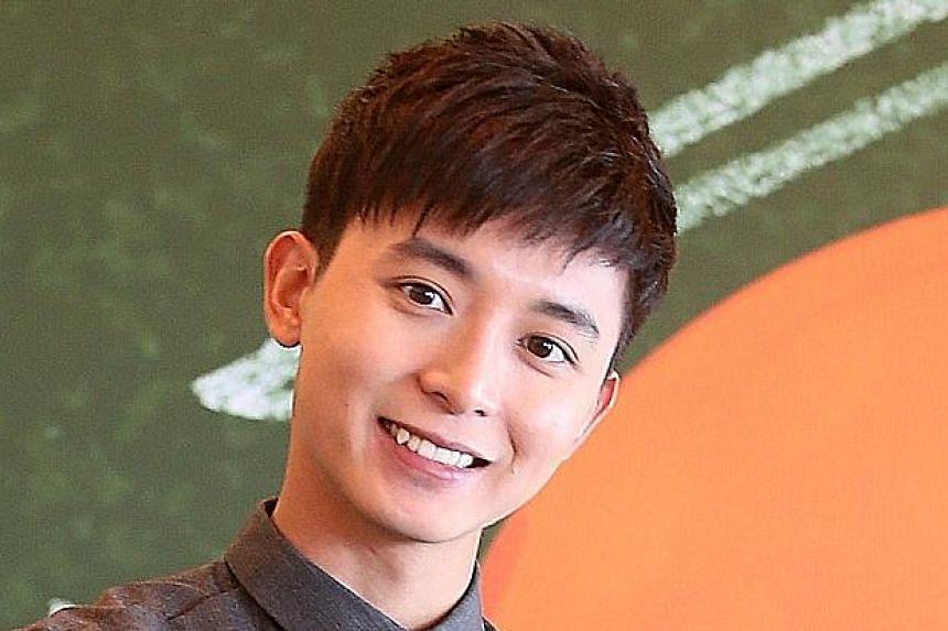 Aloysius Pang.