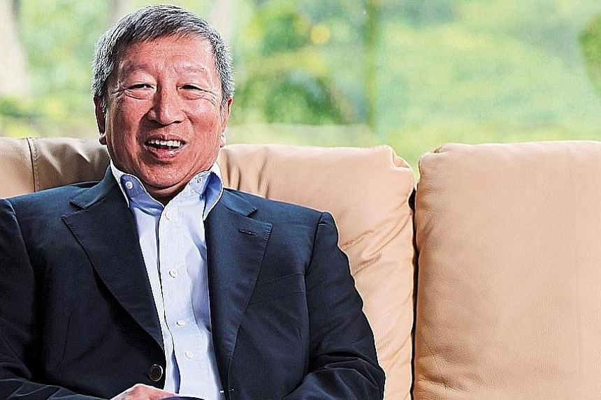 """Finance is linked to many aspects of the IOC's work, so it'll be good to be involved in (the board),"" said Ng Ser Miang after he made his return to the International Olympic Committee Executive Board."