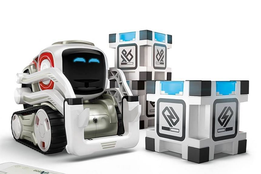 San Francisco-based robotics start-up Anki has introduced smartphone-controlled microbot Cozmo, which was inspired by Pixar characters.